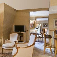 Отель Warwick Brussels 5* Люкс с разными типами кроватей фото 5