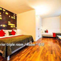 Bohem Art Hotel 4* Улучшенный номер фото 2