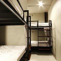 Here Hostel Кровать в общем номере фото 5