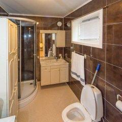Отель Hagen Норвегия, Веннесла - отзывы, цены и фото номеров - забронировать отель Hagen онлайн ванная фото 2
