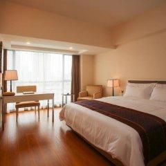 Отель Shi Ji Huan Dao 4* Стандартный номер фото 14