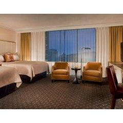 Отель Omni Mont-Royal Канада, Монреаль - отзывы, цены и фото номеров - забронировать отель Omni Mont-Royal онлайн комната для гостей фото 5
