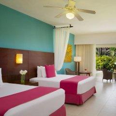 Отель Now Larimar Punta Cana - All Inclusive 4* Номер Делюкс с различными типами кроватей фото 5