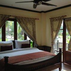 Отель Seashell Resort Koh Tao 3* Семейный номер Делюкс с двуспальной кроватью фото 9