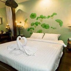 Отель Old Capital Bike Inn 3* Семейный люкс с двуспальной кроватью фото 11