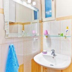 Отель Apartmán Kaiser Чехия, Прага - отзывы, цены и фото номеров - забронировать отель Apartmán Kaiser онлайн ванная фото 2