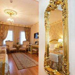 Отель White House Istanbul Стандартный номер с различными типами кроватей фото 10