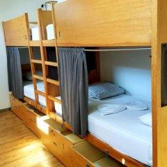Yes! Lisbon Hostel Кровать в общем номере фото 5
