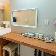 Hotel QB Seoul Dongdaemun 2* Стандартный номер с 2 отдельными кроватями фото 4