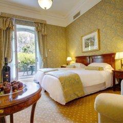 Grand Hotel Villa Igiea Palermo MGallery by Sofitel 5* Улучшенный номер с двуспальной кроватью