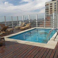 Отель Departamento Blue Tower бассейн фото 3