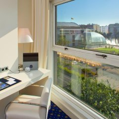 Отель SH Valencia Palace 5* Улучшенный номер с различными типами кроватей