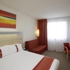 Отель Holiday Inn Express Barcelona City 22@ 3* Стандартный номер с различными типами кроватей фото 3