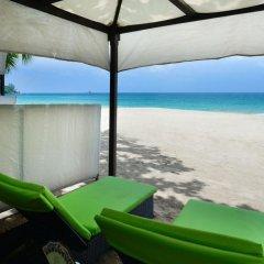 Отель Andaman White Beach Resort 4* Вилла с различными типами кроватей фото 24