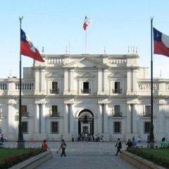 Отель Chilean Suites Centro спортивное сооружение