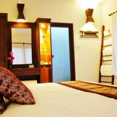 Отель Chaw Ka Cher Tropicana Lanta Resort 3* Улучшенный номер с различными типами кроватей фото 2