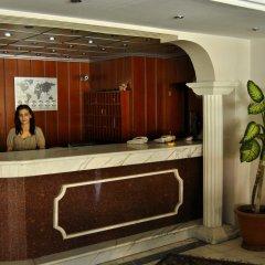 Asude Hotel Bergama Турция, Дикили - отзывы, цены и фото номеров - забронировать отель Asude Hotel Bergama онлайн интерьер отеля фото 3