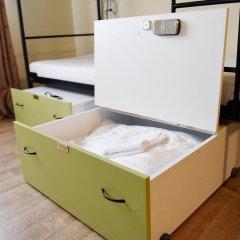Little Quarter Hostel Кровать в общем номере с двухъярусной кроватью фото 8
