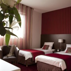 Отель Résidence Opéralia Grenoble Les Cèdres 3* Студия с различными типами кроватей фото 4