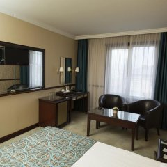 Topkapi Inter Istanbul Hotel 4* Стандартный номер с различными типами кроватей фото 20