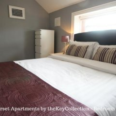 Hotel St. George by The Key Collection 3* Апартаменты с различными типами кроватей фото 7