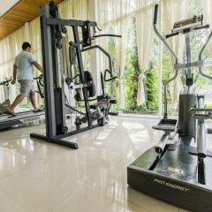 Отель Bang Tao Beach Pool Villa фитнесс-зал