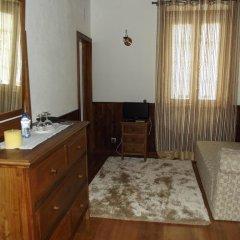 Отель Casa Do Brasao Люкс с различными типами кроватей