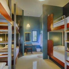 Hom Hostel & Cooking Club Кровать в женском общем номере фото 2