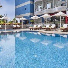 Отель Club Val D Anfa Марокко, Касабланка - отзывы, цены и фото номеров - забронировать отель Club Val D Anfa онлайн бассейн фото 2