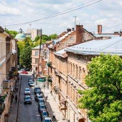 Гостиница Lviv hollidays Dudaeva Украина, Львов - отзывы, цены и фото номеров - забронировать гостиницу Lviv hollidays Dudaeva онлайн балкон
