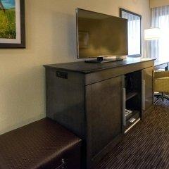Отель Hampton Inn Meridian 2* Стандартный номер с различными типами кроватей фото 23