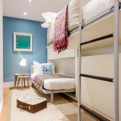 Отель Martinhal Lisbon Chiado Family Suites 5* Апартаменты с различными типами кроватей фото 5