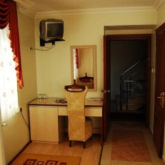 Отель Ikbalhan Otel балкон
