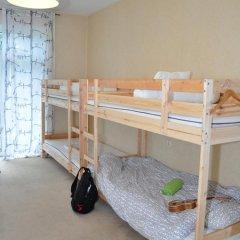 Гостиница Localhostel Кровать в общем номере с двухъярусной кроватью фото 21