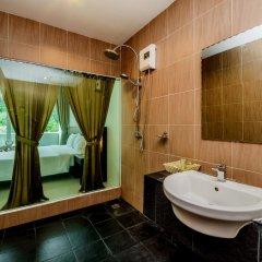 Отель L'esprit de Naiyang Beach Resort 4* Номер Делюкс с двуспальной кроватью фото 6