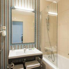 Отель La Prima Fashion Hotel Венгрия, Будапешт - 12 отзывов об отеле, цены и фото номеров - забронировать отель La Prima Fashion Hotel онлайн ванная фото 2