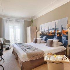 Hotel La Villa Tosca 3* Стандартный номер с двуспальной кроватью фото 6
