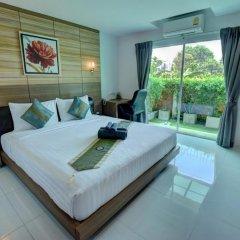 Отель Pool Access 89 at Rawai 3* Люкс с различными типами кроватей фото 19