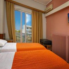 Hotel Park 2* Стандартный номер с разными типами кроватей фото 2