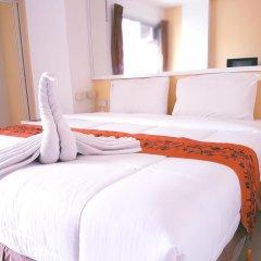 Отель Lords Place 2* Улучшенный номер разные типы кроватей фото 3