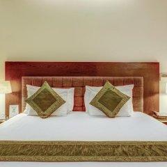 Отель Treebo Tryst Amber Стандартный номер с двуспальной кроватью