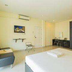 Отель Zing Resort & Spa 3* Номер Делюкс с различными типами кроватей фото 21