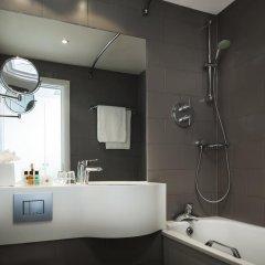Отель Holiday Inn London - Regents Park 4* Представительский номер с различными типами кроватей фото 3