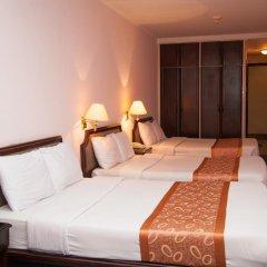 Отель Golf 1 2* Стандартный семейный номер с различными типами кроватей фото 3