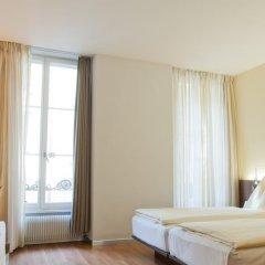 Отель Goldener Schlüssel 3* Стандартный номер с различными типами кроватей фото 16