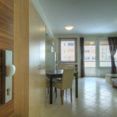 Апартаменты Corvin Apartment Budapest Студия с различными типами кроватей фото 8