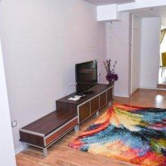 Апартаменты White Rose Apartments Студия разные типы кроватей фото 9
