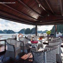 Отель Halong Lavender Cruises 3* Номер Делюкс с различными типами кроватей фото 5