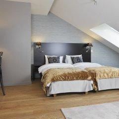Saga Hotel Oslo 4* Улучшенный номер с двуспальной кроватью фото 9