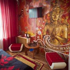 Forsage Hotel Номер категории Эконом с различными типами кроватей
